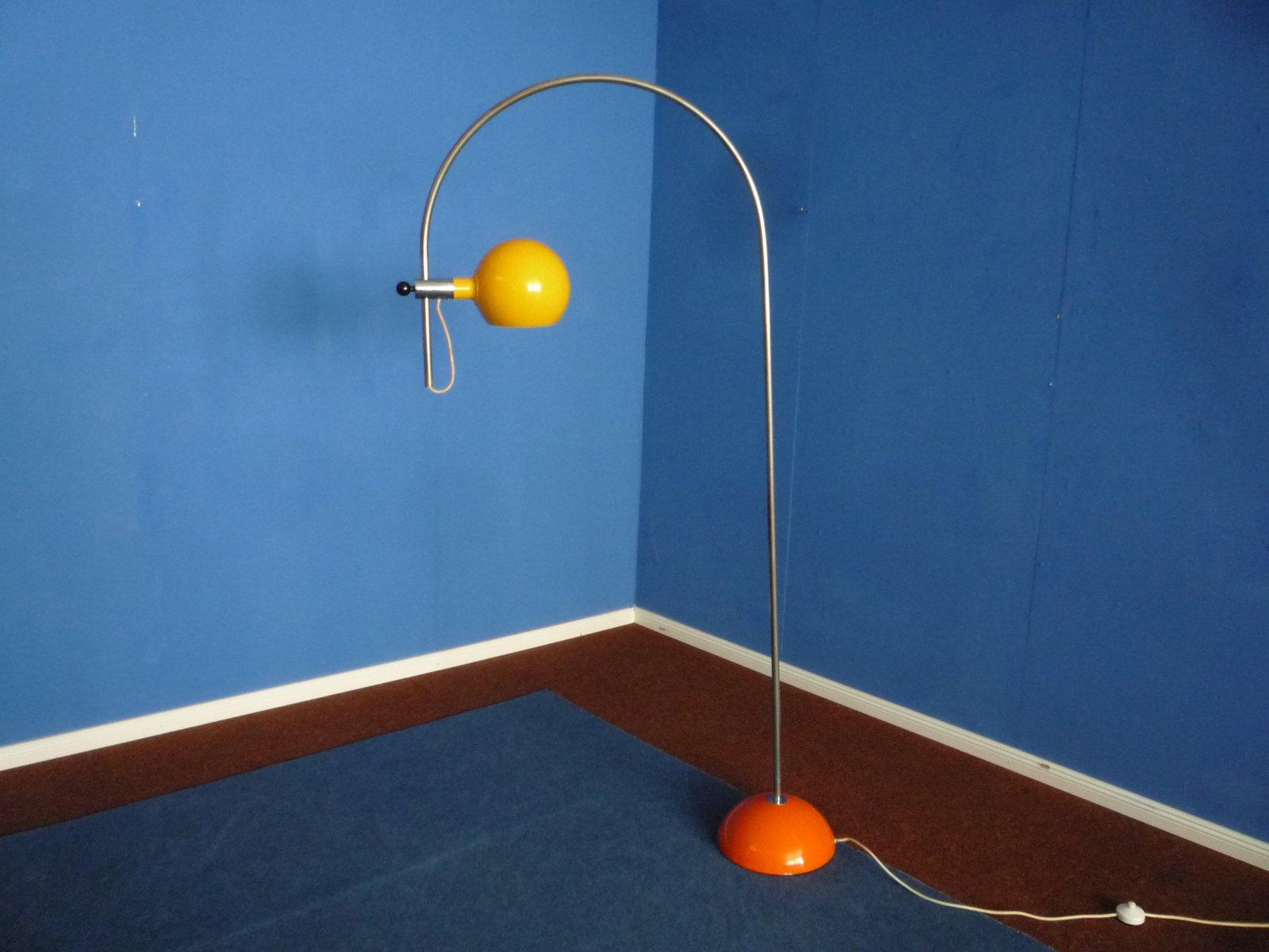 Mid-Century Pop Art Stehlampe, 1962