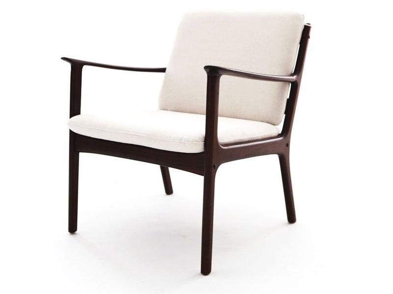 PJ112 Armlehnstühle von Ole Wanscher für Poul Jeppsen, 1950er, 2er Set