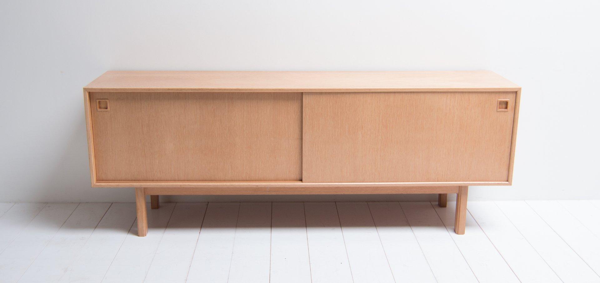 Mid-Century Modell 21 Sideboard von Omann Jun Møbelfabrik