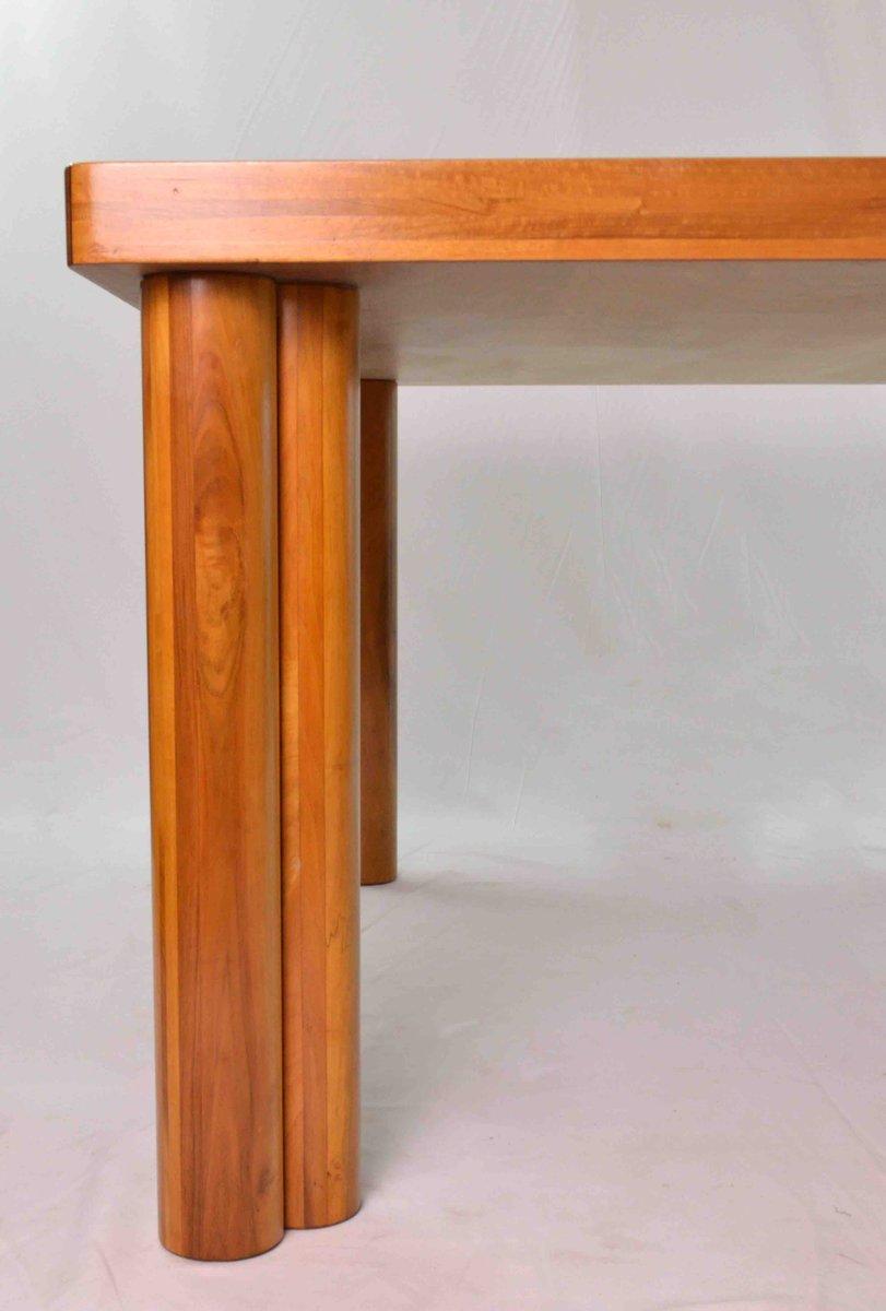 Sedie kentucky mid century e tavolo scuderia di carlo for Bernini arredamento
