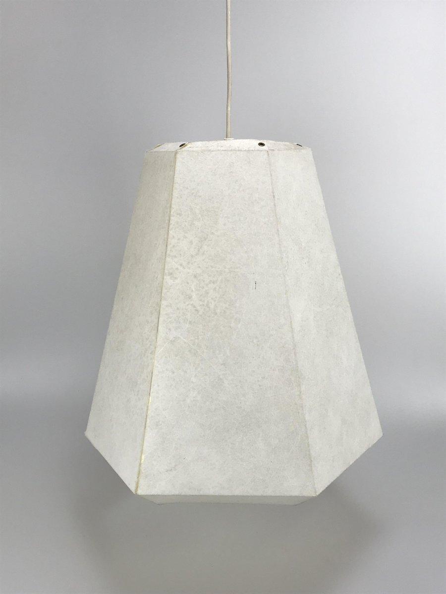 Vintage Cocoon Lampe aus Kunststoff von Rudolph Dörfler für Artolux