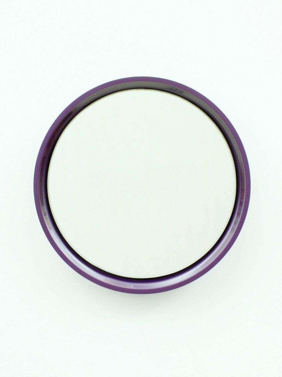 Specchio piccolo viola germania anni 39 70 in vendita su for Specchio unghia anni 70
