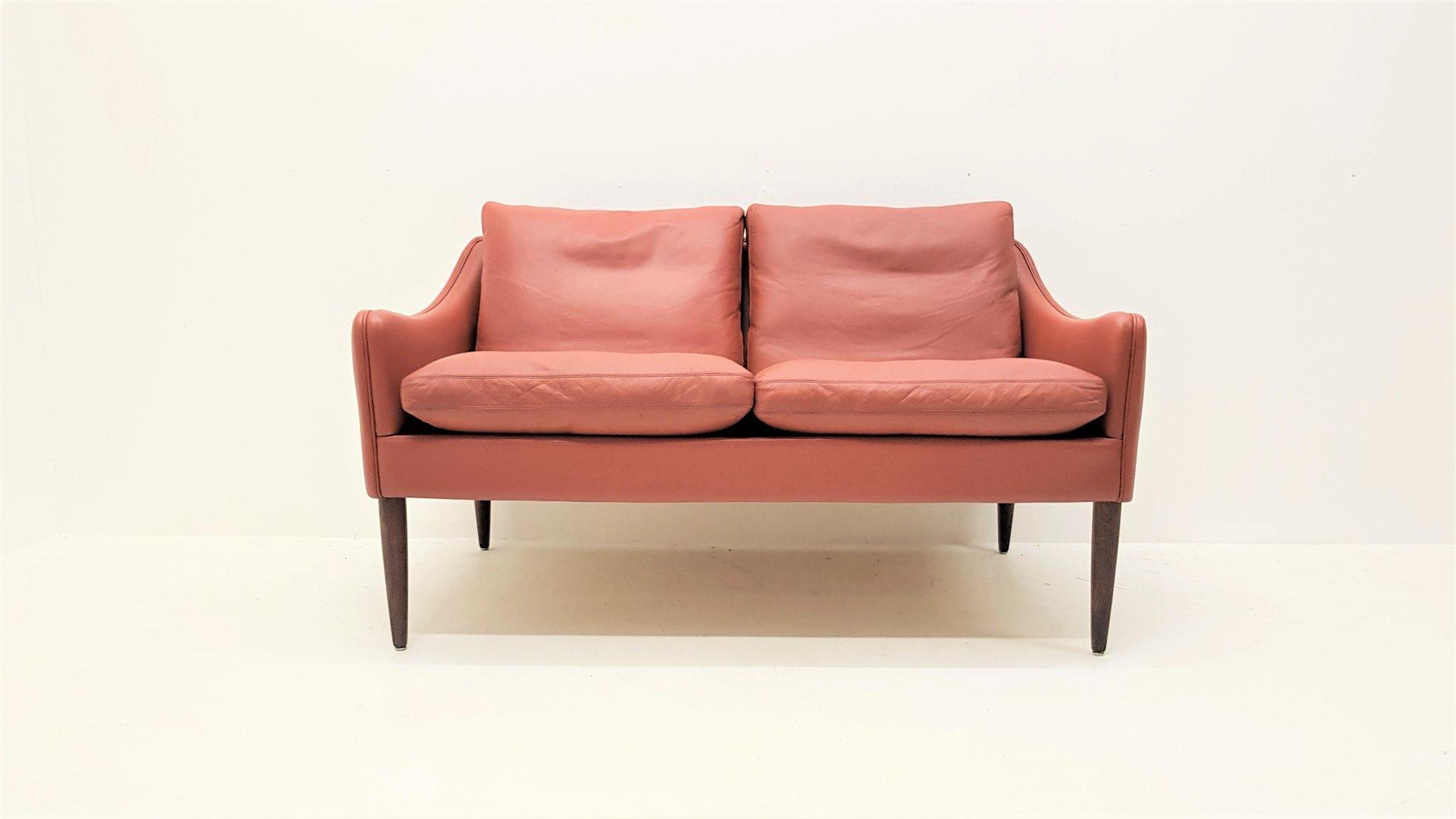 Modell 800/2 2-Sitzer Sofa von Hans Olsen für CS Mobelfabrik, 1960er