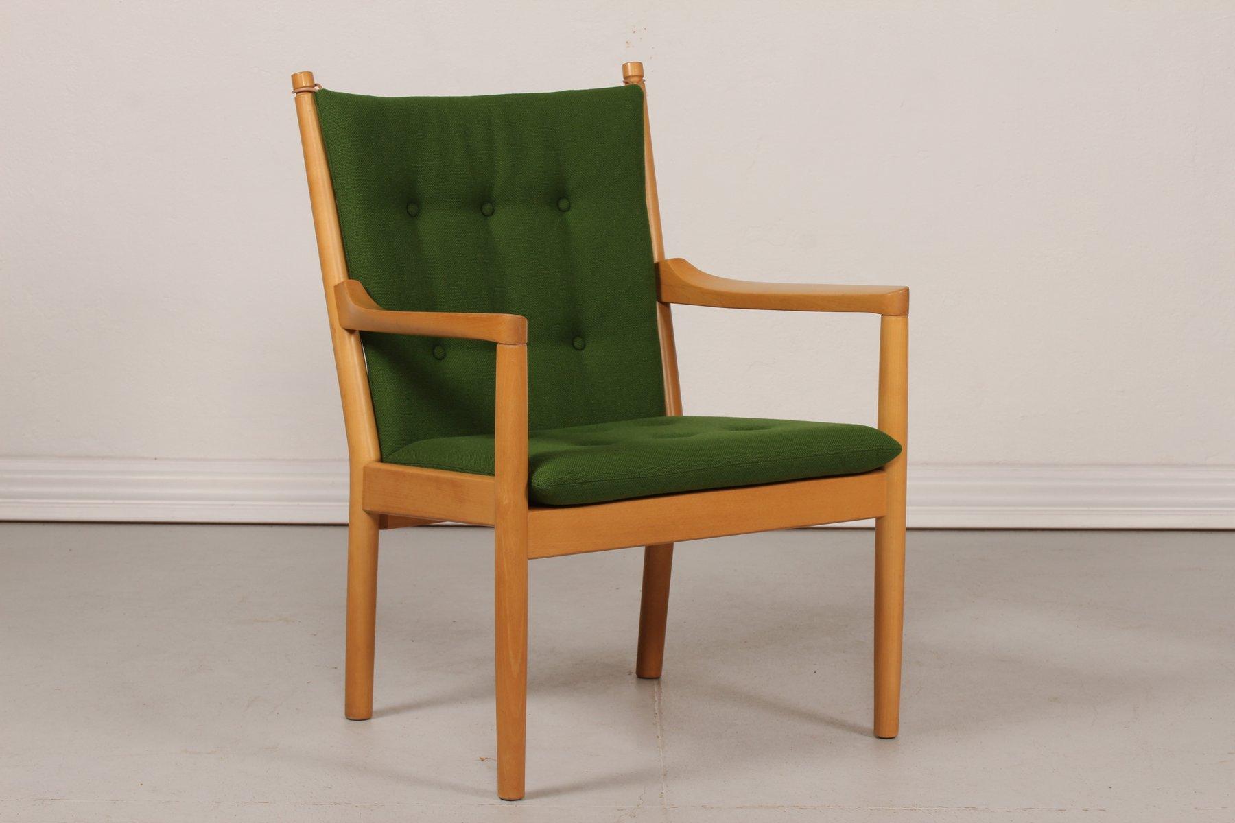 Modell 1788 Sessel von Hans J. Wegner für Fritz Hansen, 1980er