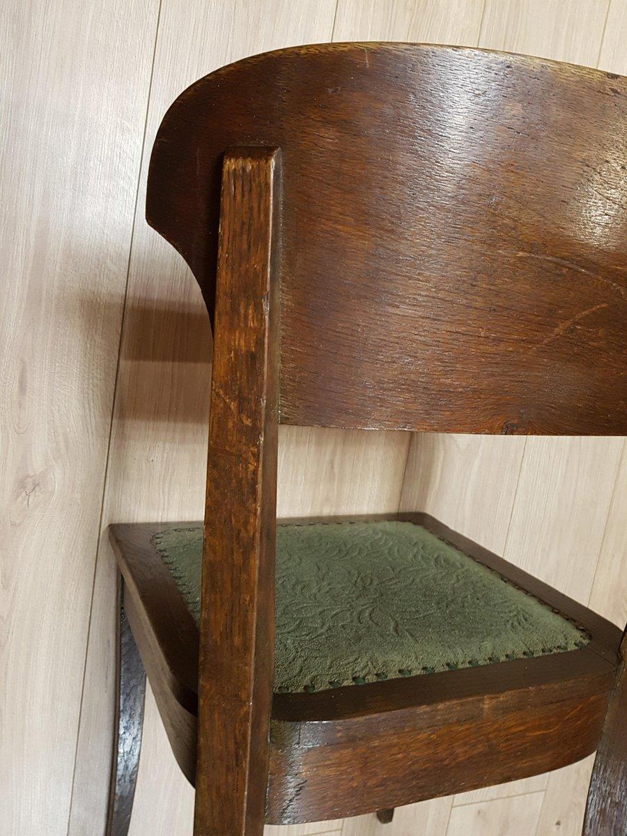 Antiker Jugendstil Stuhl Von Riemerschmid Für Hellerau Bei
