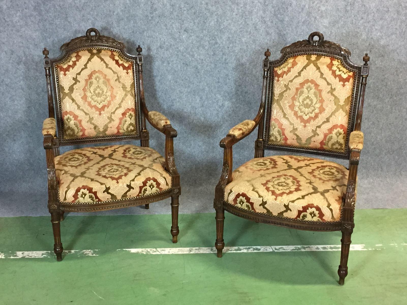 Vintage Wohnzimmer Set Im Louis XVI Stil 12. 3.749,00 CHF