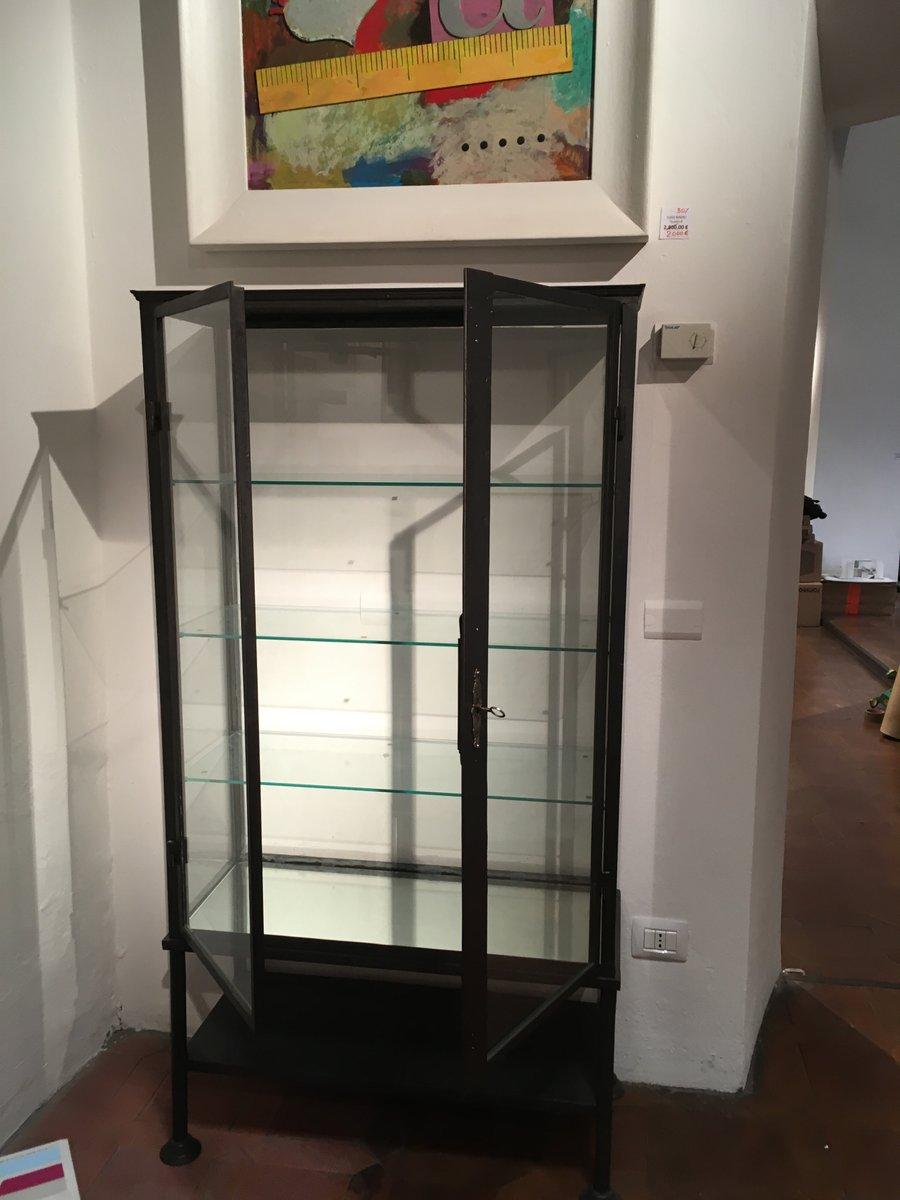 Antique Iron & Glass Display Cabinet 4. $3,578.00. Price per piece - Antique Iron & Glass Display Cabinet For Sale At Pamono