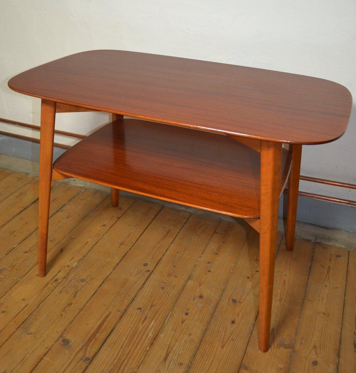 Mid-Century Coffee Table From Nordiska Kompaniet, 1950s