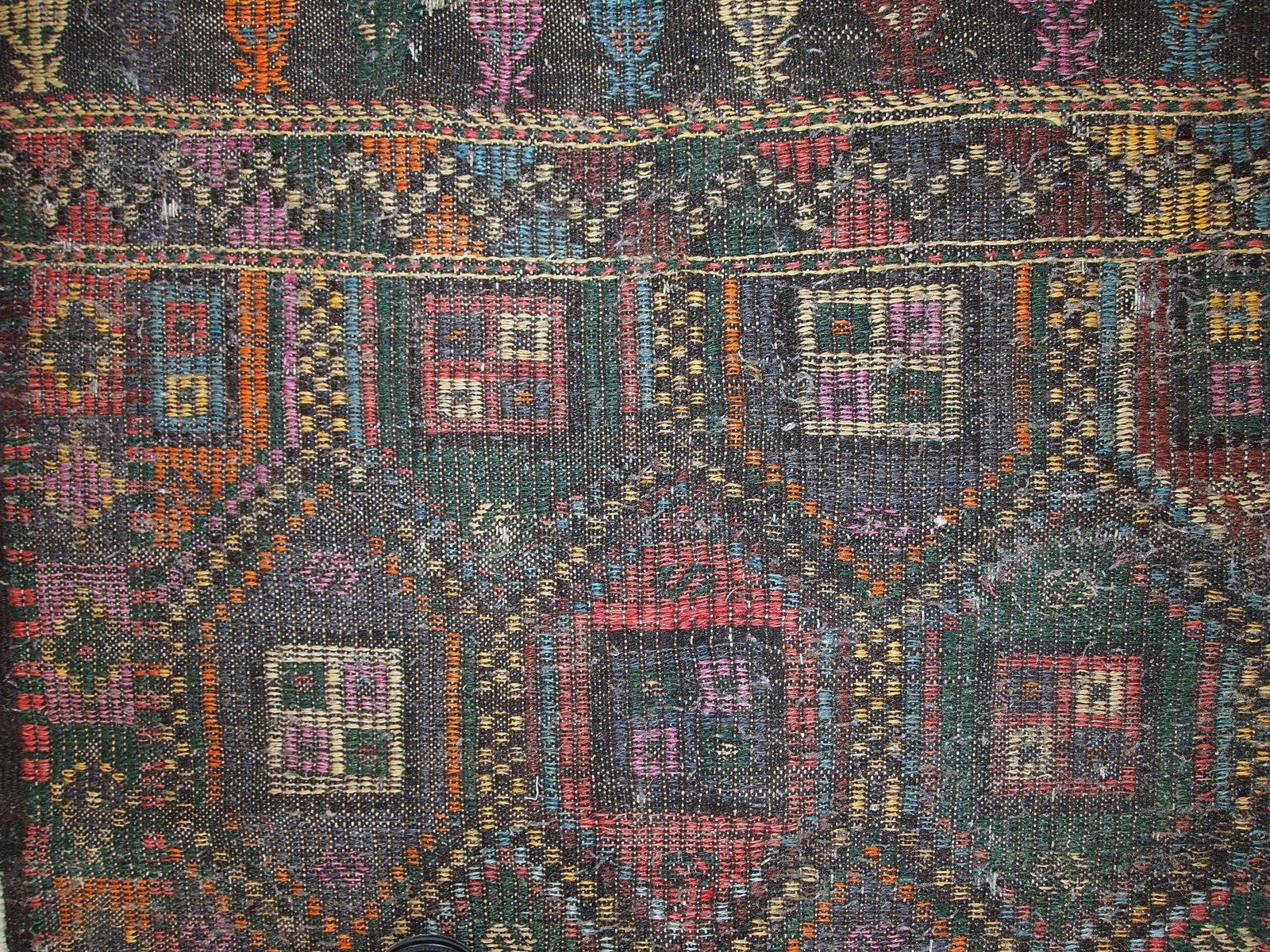 Tappeti Kilim Tunisini : Tappeto vintage fatto a mano tunisia anni 30 in vendita su pamono