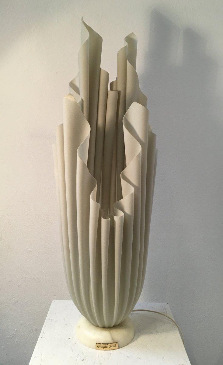 Athena Lampe von Georgia Jacob, 1970er