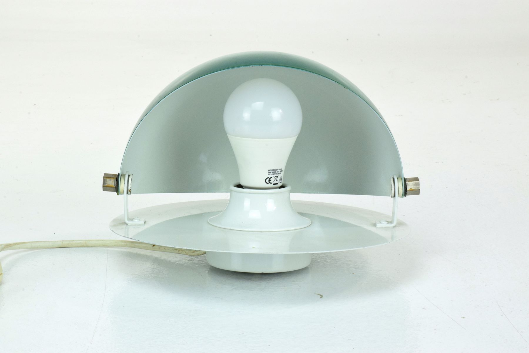 vintage lampe mit verstellbarem schirm 1970er bei pamono kaufen. Black Bedroom Furniture Sets. Home Design Ideas