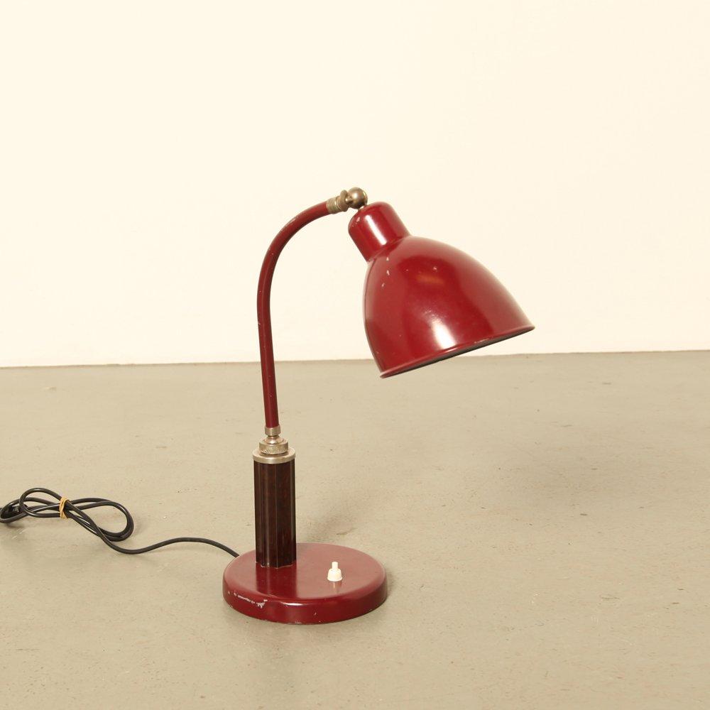 Grapholux Schreibtischlampe von Christian Dell für Molitor Zweckleucht...
