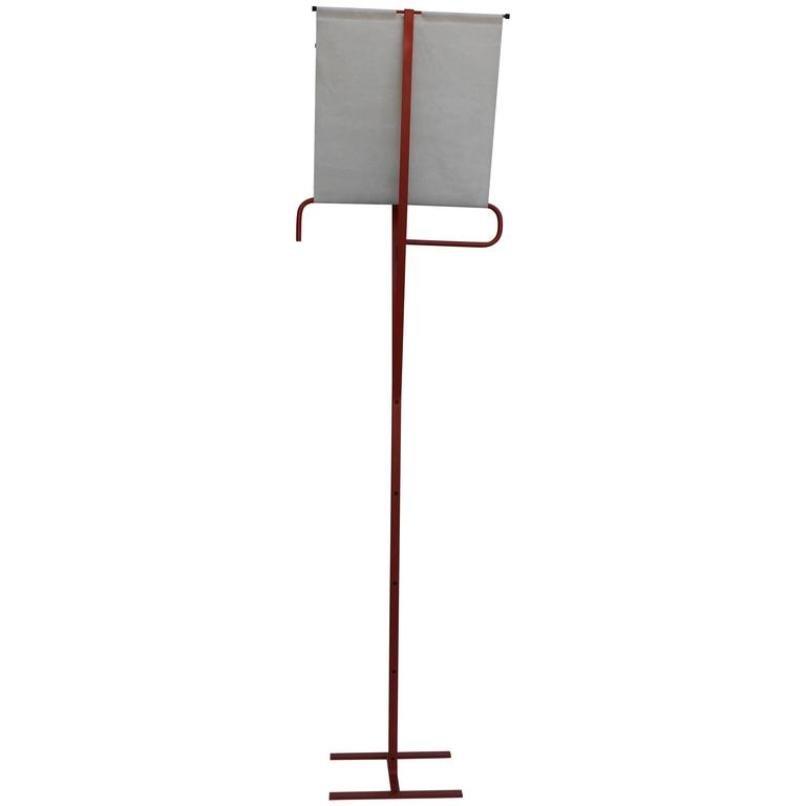 Falena Stehlampe von Piero De Martini für Arteluce, 1968