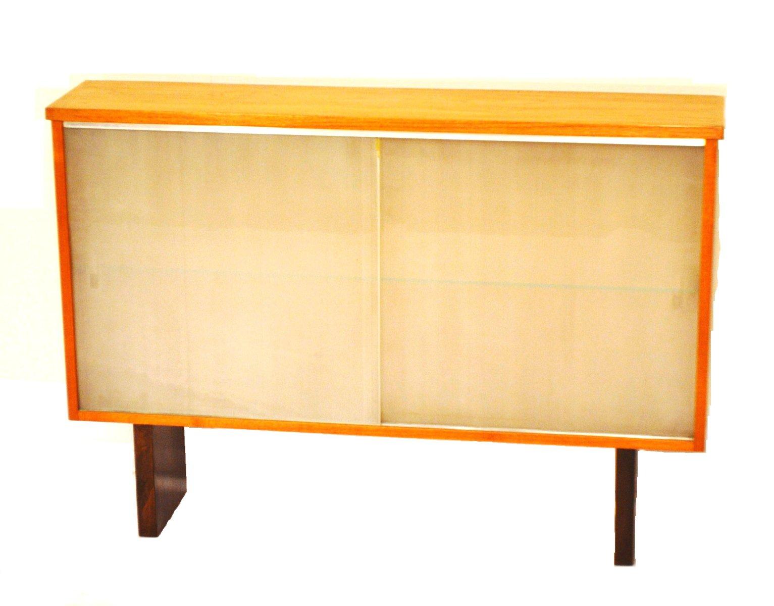 Kleines Niederländisches Sideboard, 1950er