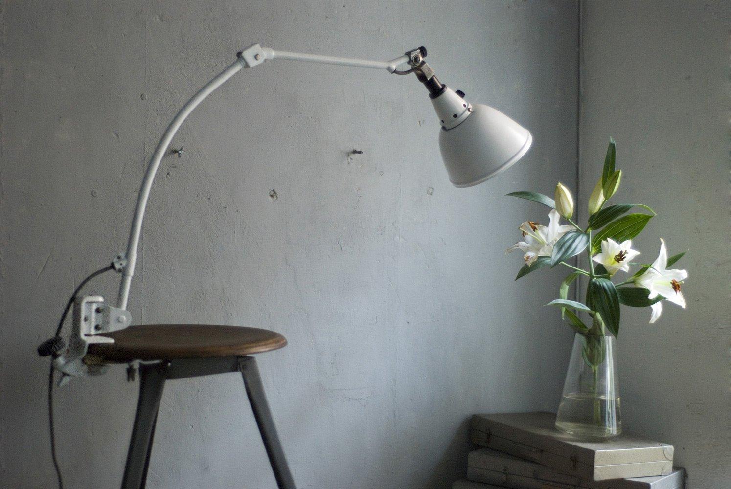 Vintage 126 Lampe von Curt Fischer für Midgard