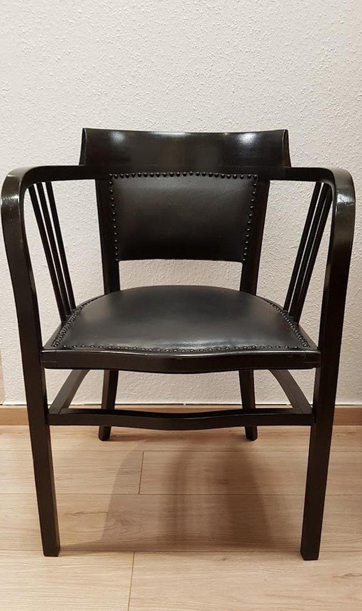 Antiker Jugendstil Sessel von Thonet