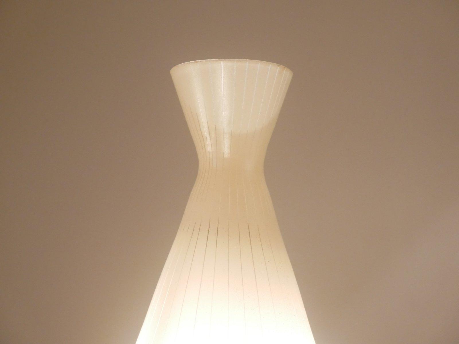Lampadario In Legno Wood Mania : Lampada a sospensione tripla in vetro e teak di fog morup anni