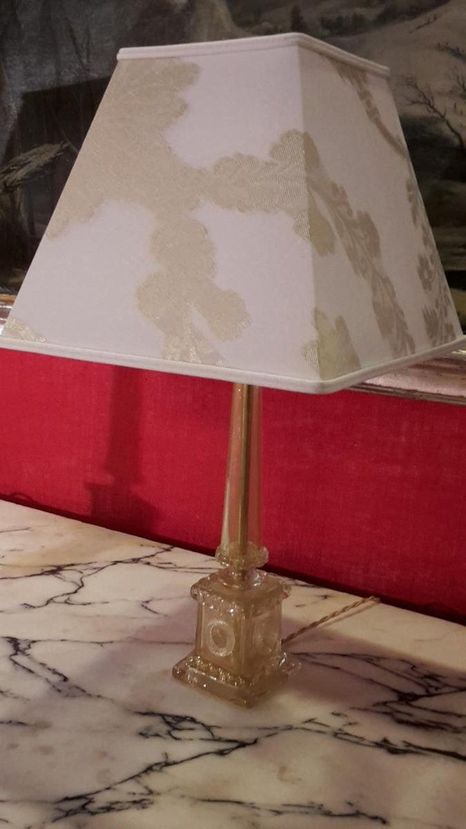 Tischlampen von Barovier & Toso, 1960er, Set of 2