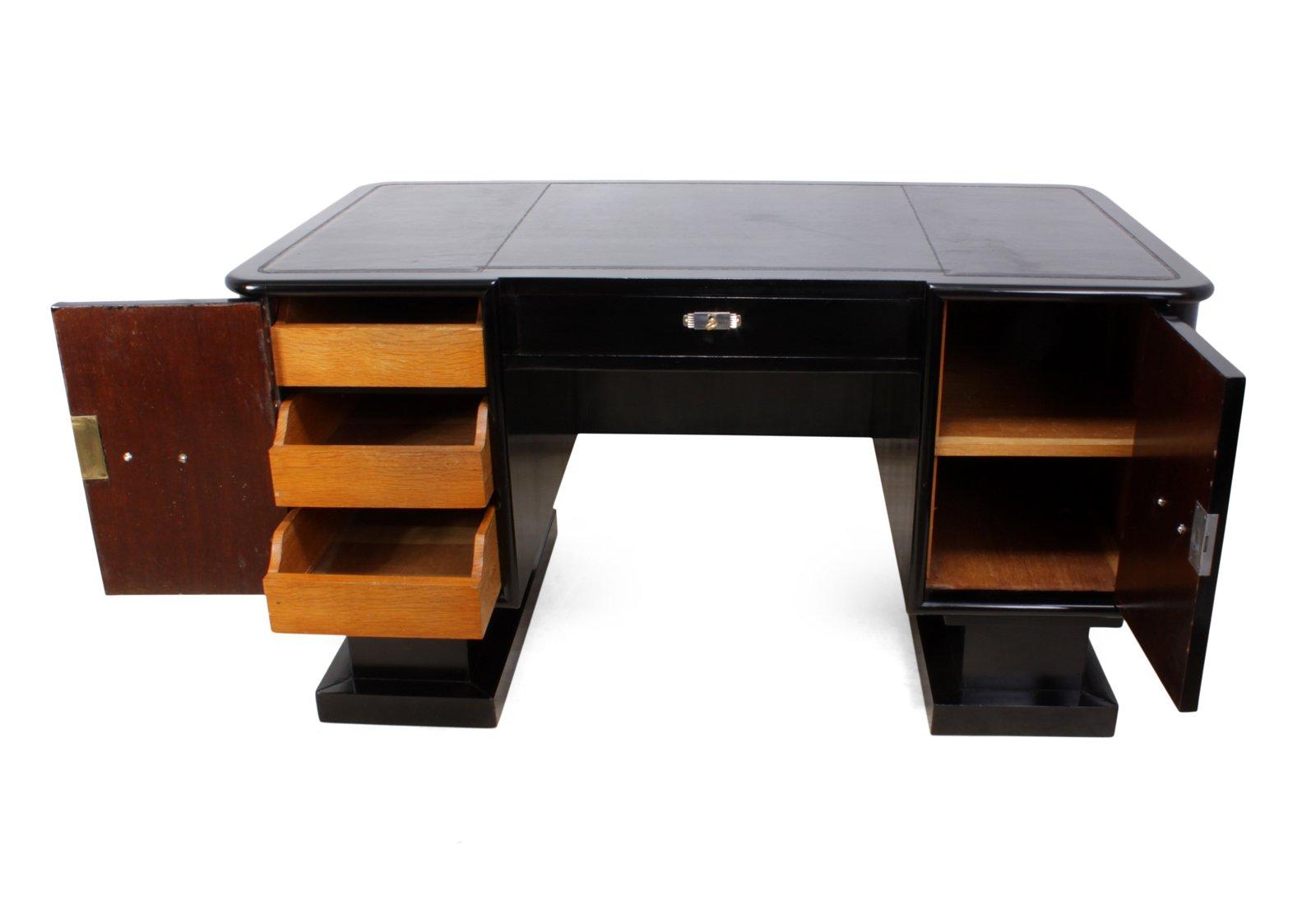 Art Deco Desk 1930s 12 5 486 00 Per Piece