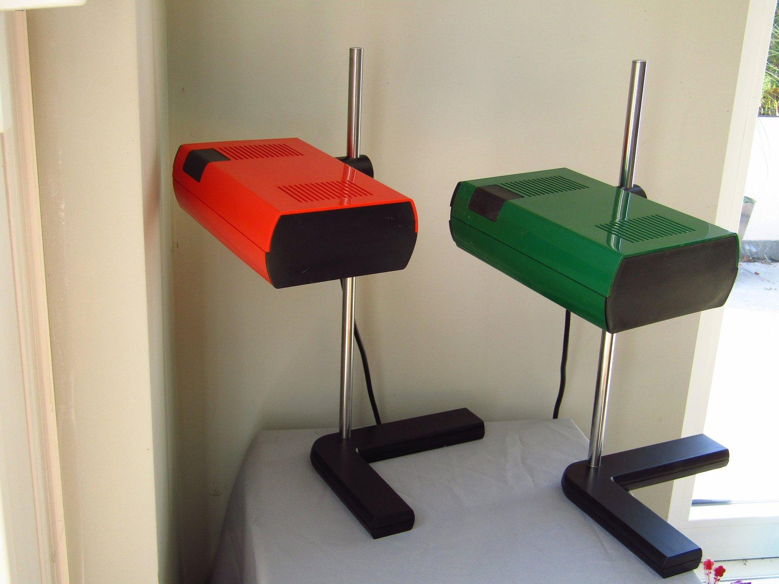 Französische Schreibtischlampen von JR Talopp für Samp Design, 1960er,...