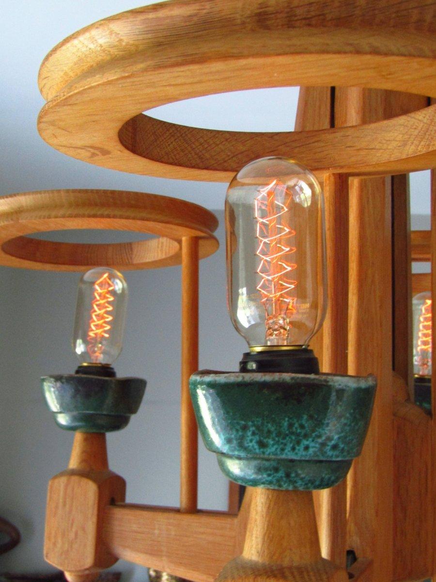 kronleuchter von guillerme et chambron f r votre maison 1960er bei pamono kaufen. Black Bedroom Furniture Sets. Home Design Ideas