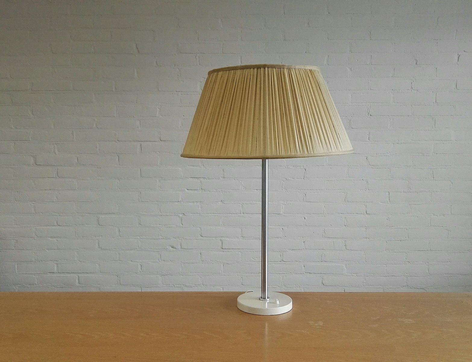 Tischlampe von W.H. Gispen, 1950er