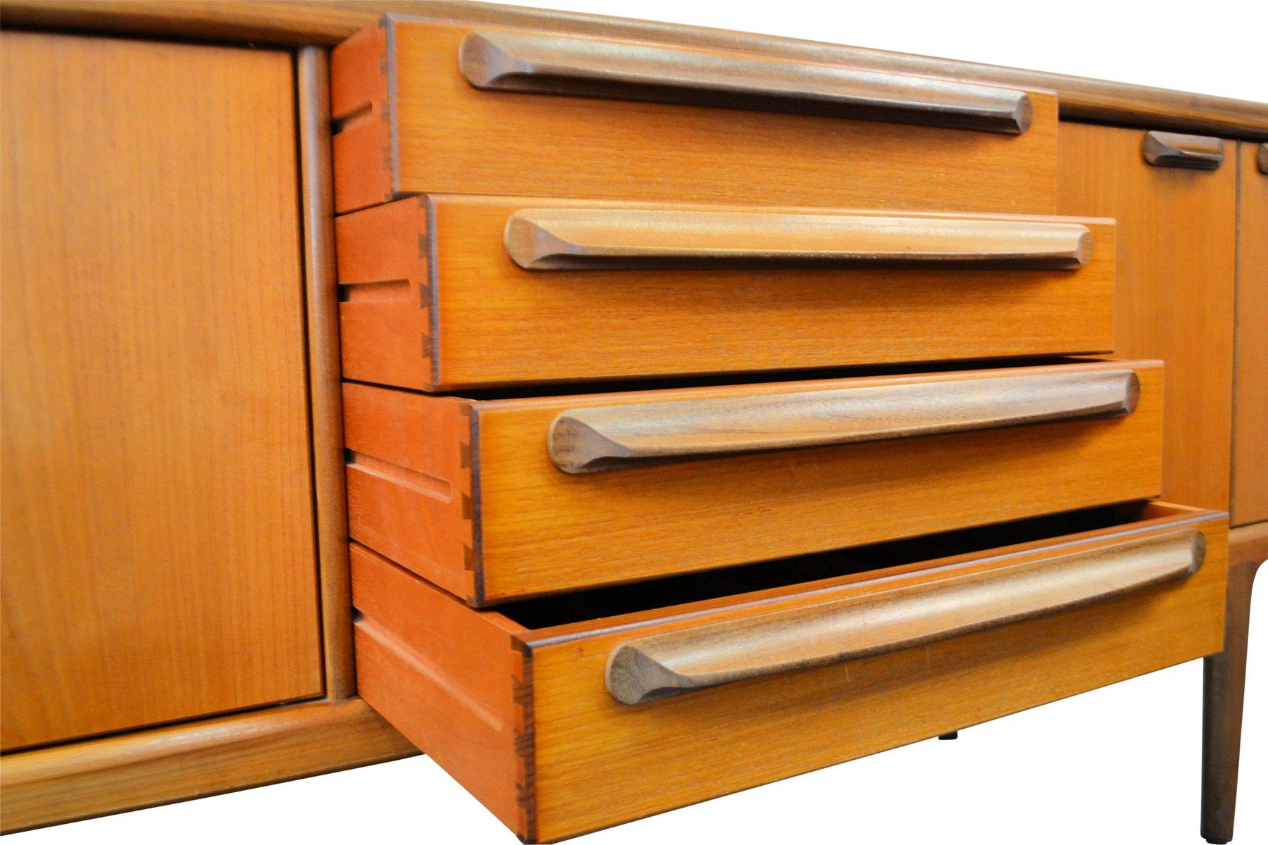 La Credenza Ltd : Bespoke oak credenza london modern hallway landing