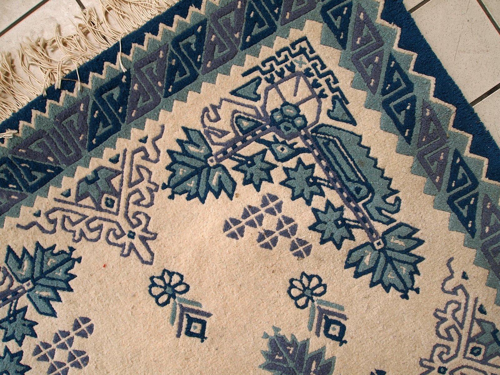 Tappeti Kilim Tunisini : Tappeto vintage fatto a mano tunisia anni 60 in vendita su pamono