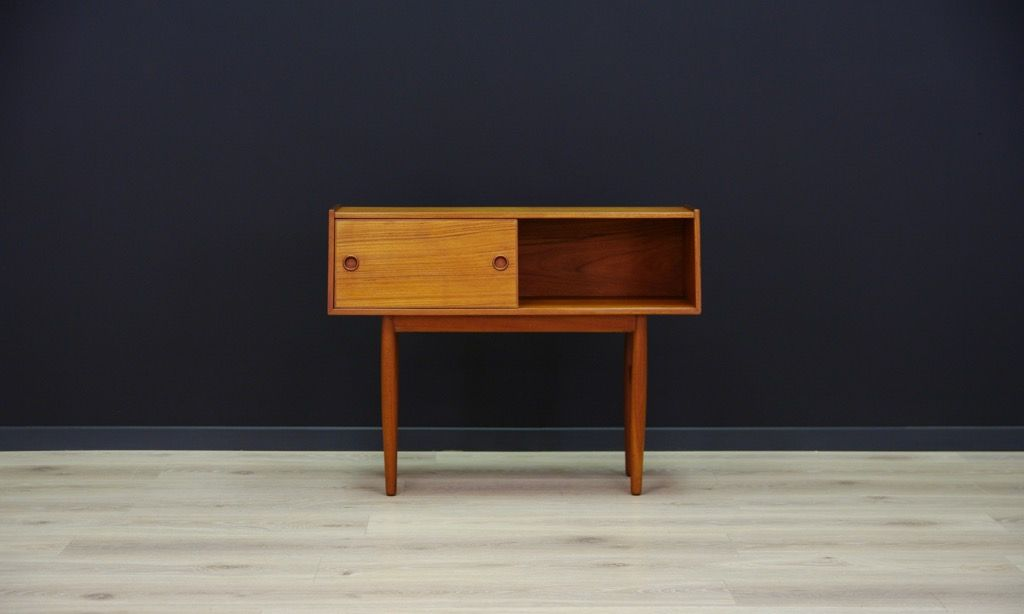 Dänischer Vintage Teak Schrank
