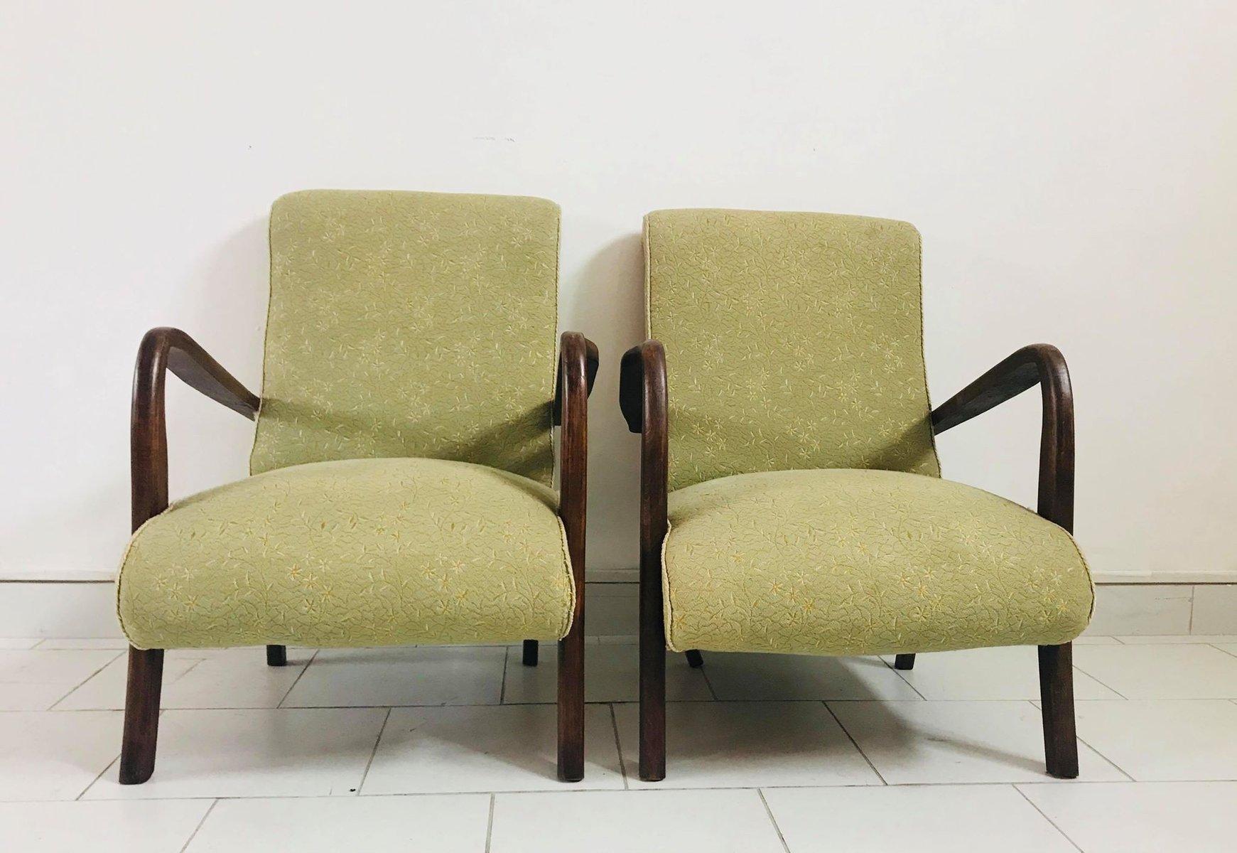 liberty sessel mit mahagoni gestell 1950er bei pamono kaufen. Black Bedroom Furniture Sets. Home Design Ideas