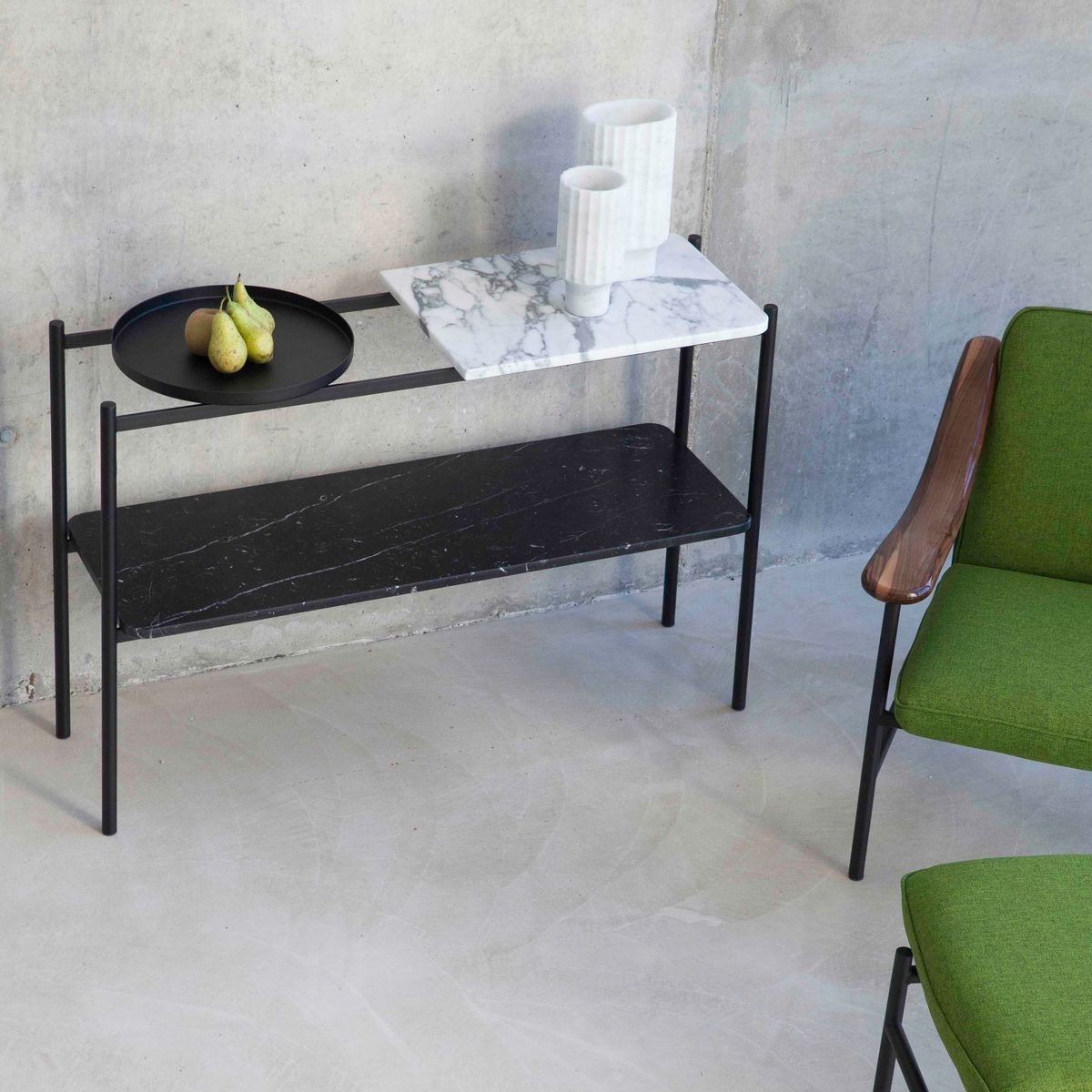 mesa consola cl sica series bagn res de sylvain willenz para versant edition en venta en pamono. Black Bedroom Furniture Sets. Home Design Ideas