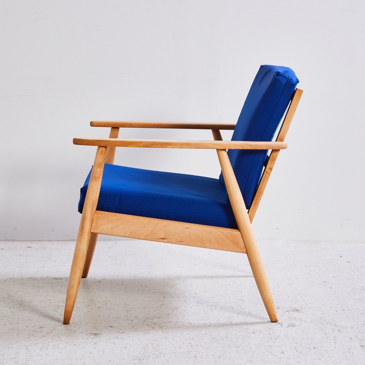 Danish Armchair, 1960s for sale at Pamono