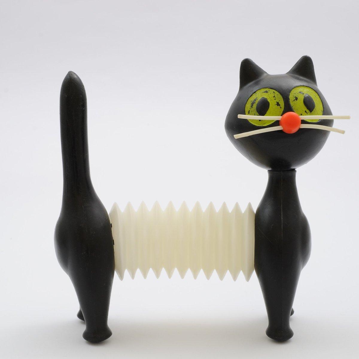 Katze Spielzeug aus Kunststoff von Libuse Niklo...