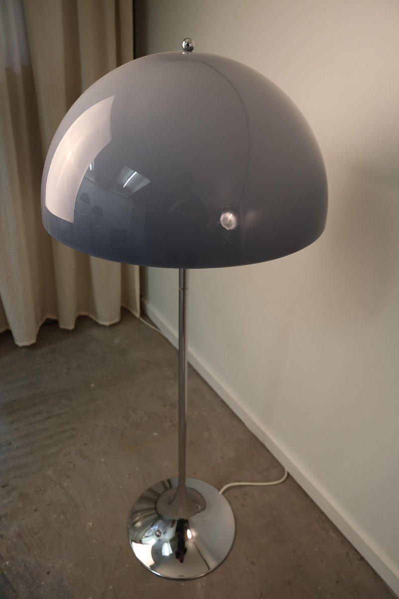 Panthella Stehlampe von Verner Panton für Louis Poulsen, 1972