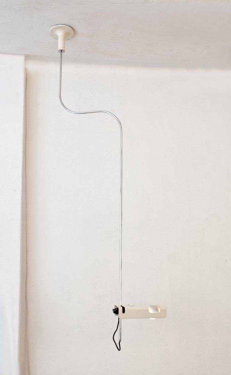 Spider Hängelampe von Joe Colombo für Oluce, 1967