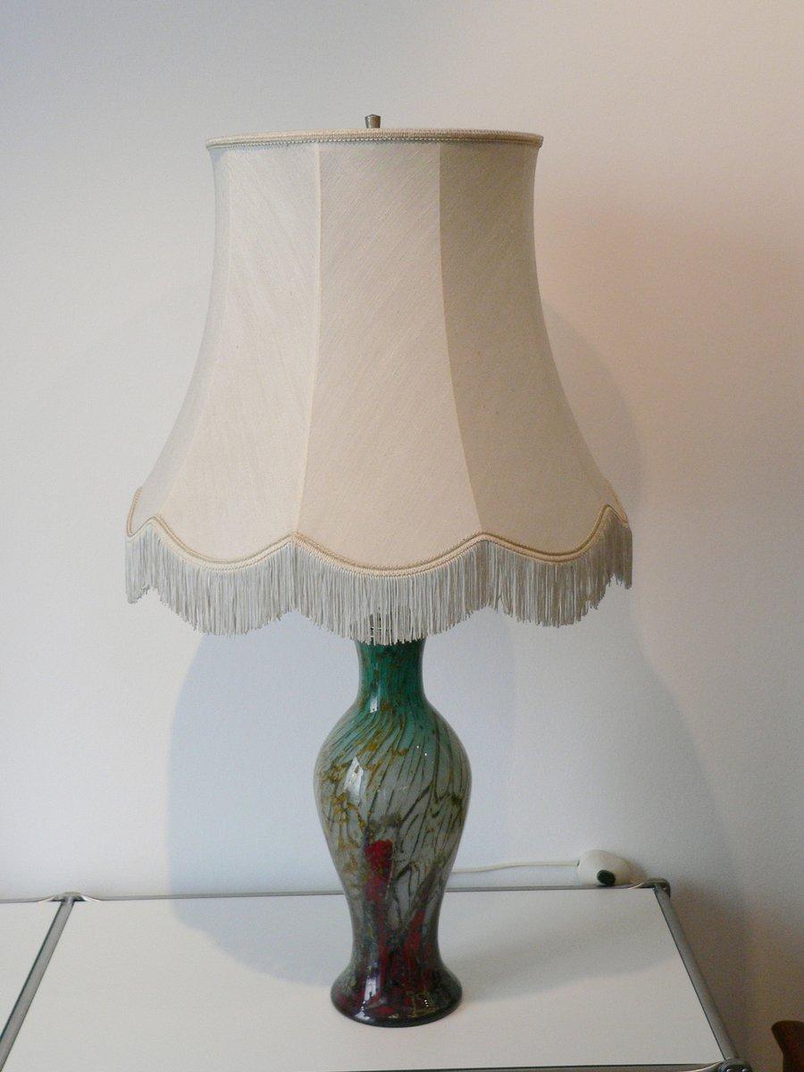 Ikora Tischlampe von Karl Wiedmann für WMF, 1930er