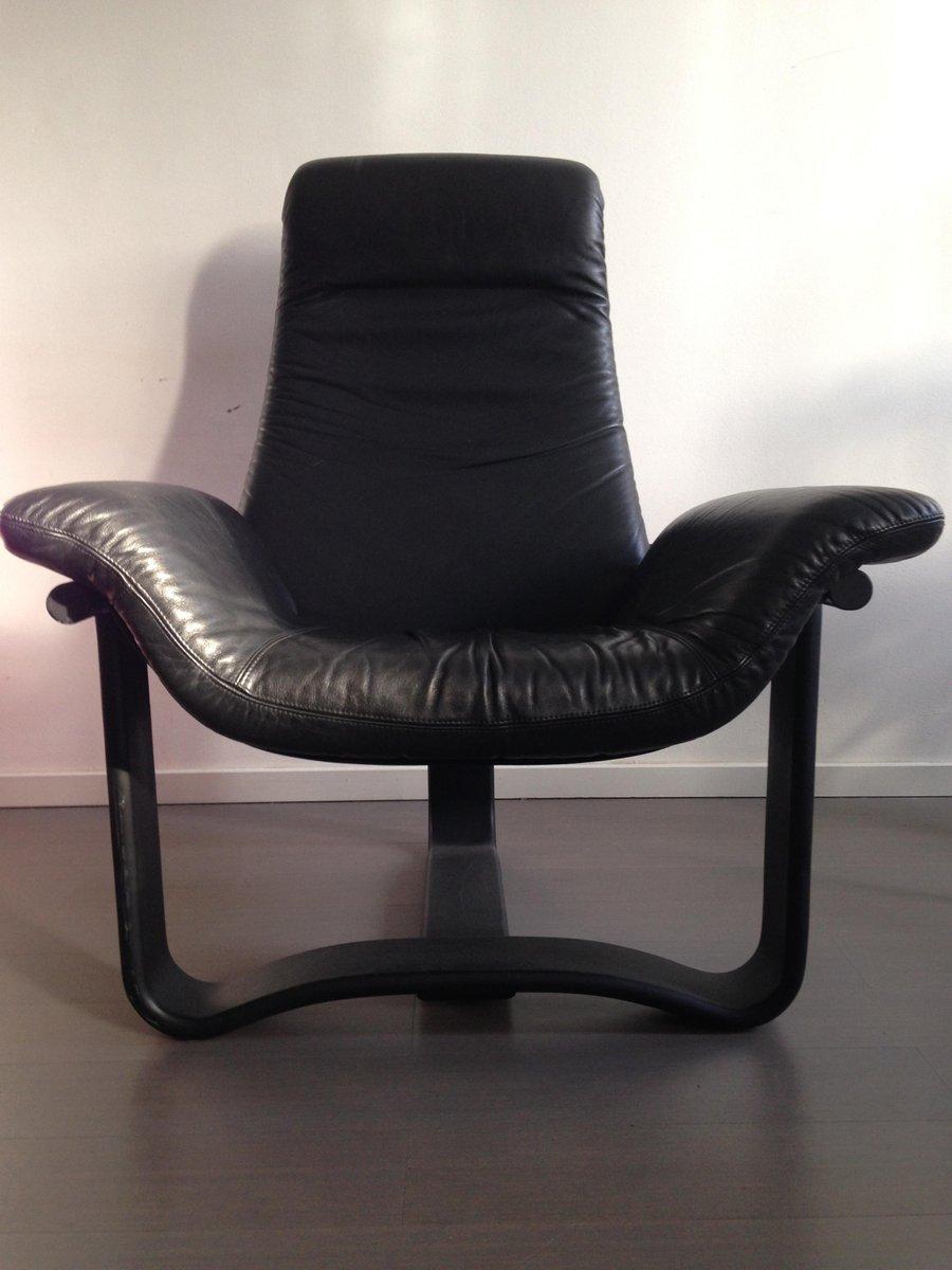 Vintage Manta Sessel von Ingmar Relling für Westnofa
