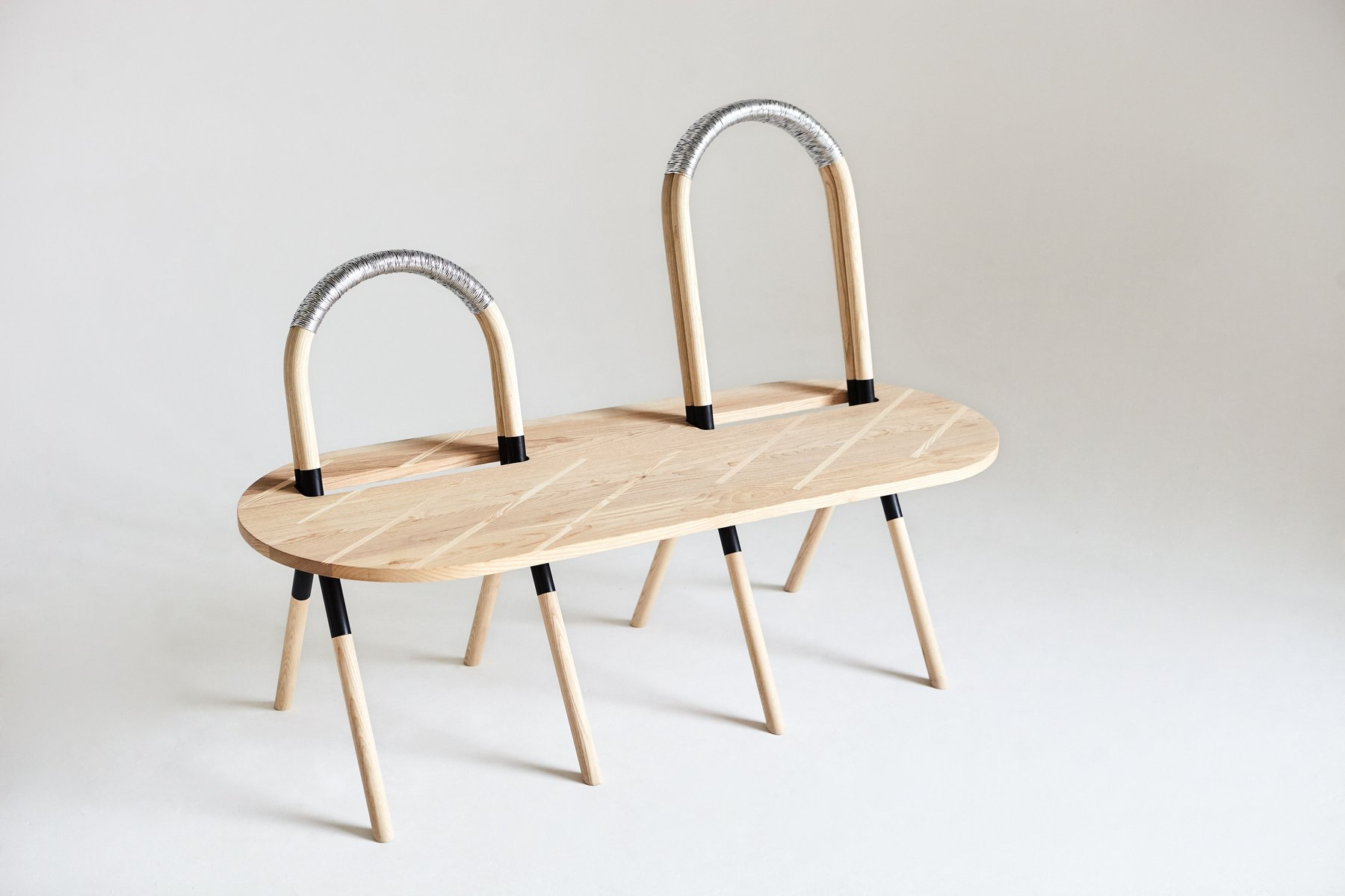 WNWI Bench By De Allegri And Fogale 2016 For Sale At Pamono