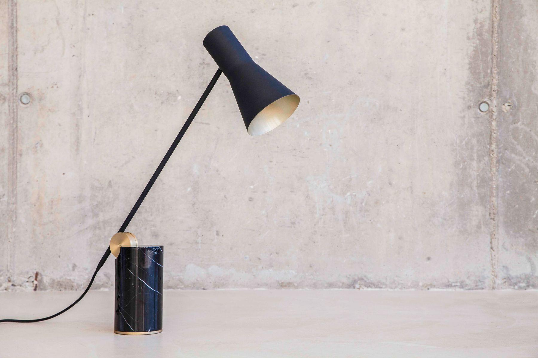 Lutz Schreibtischlampe von Pierre Dubourg für Versant Edition