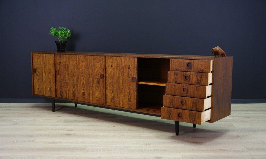 D nisches vintage palisander sideboard bei pamono kaufen for Sideboard danisches design