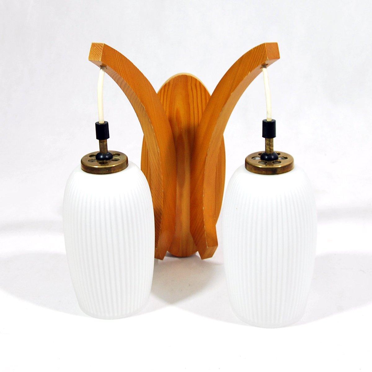 Wandlampe von Elektrotechniczna Spó?dzielnia Inwalidów, 1970er