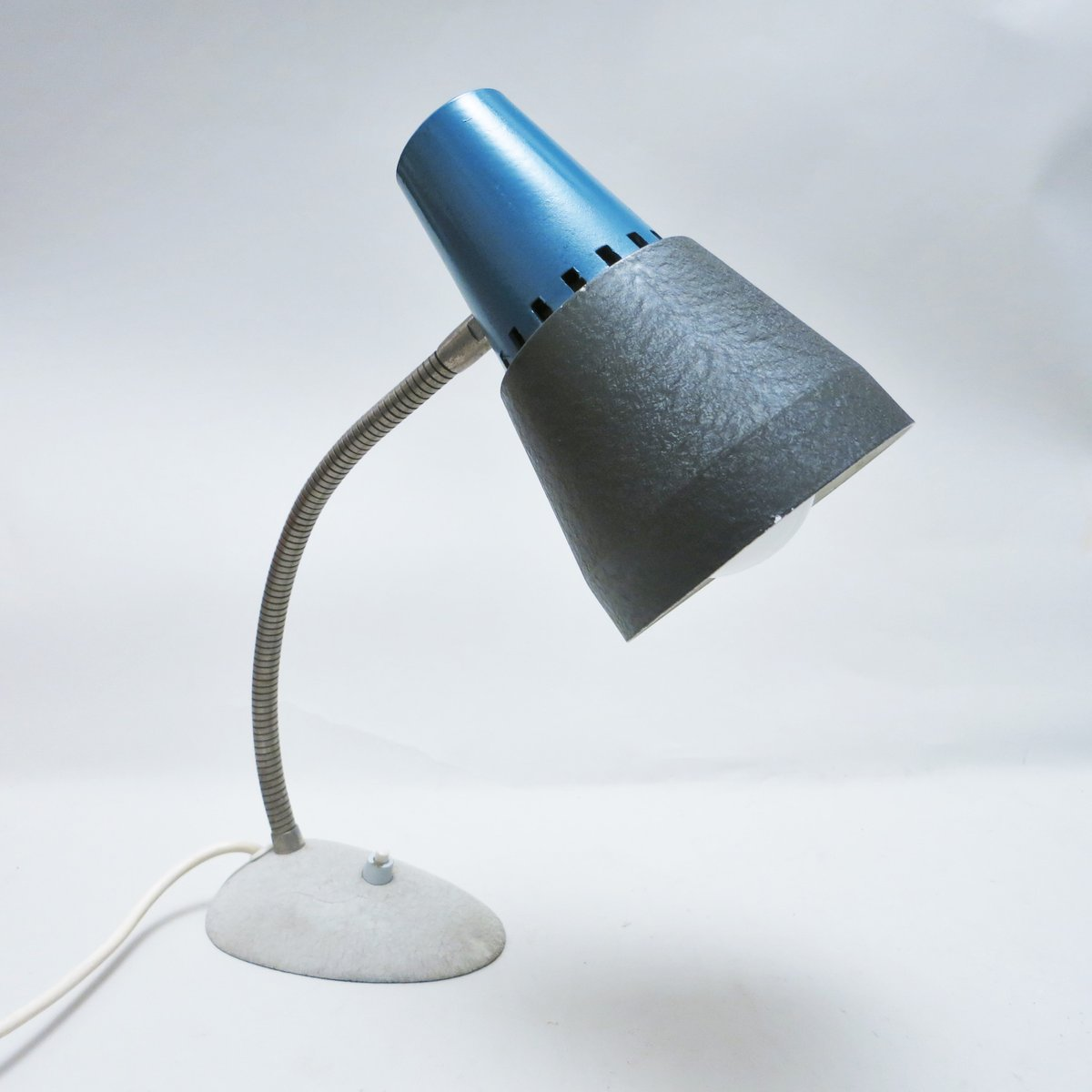 Vintage Small Desk Lamp 1960s