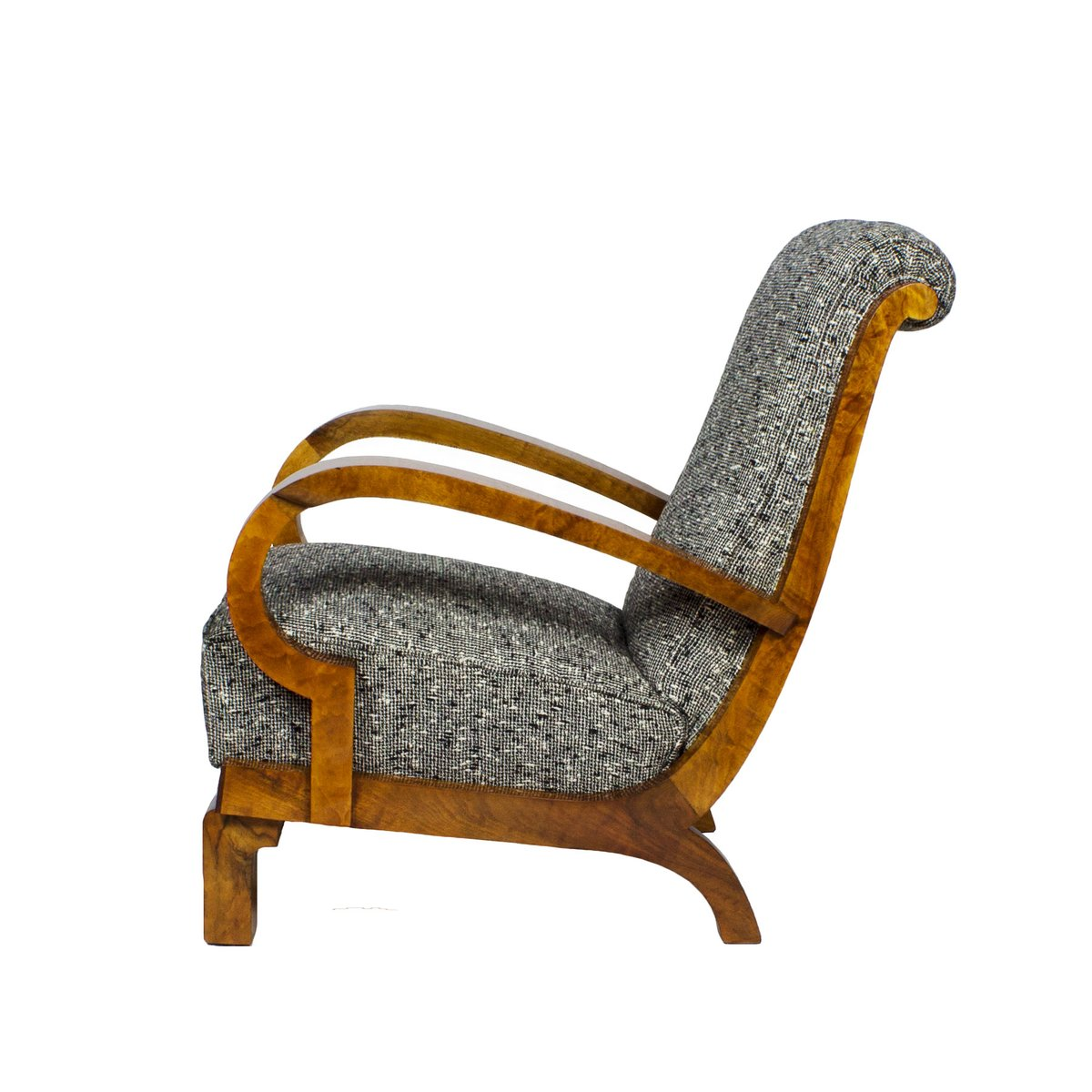Italienische Art Deco Sessel 1930 2er Set Bei Pamono Kaufen