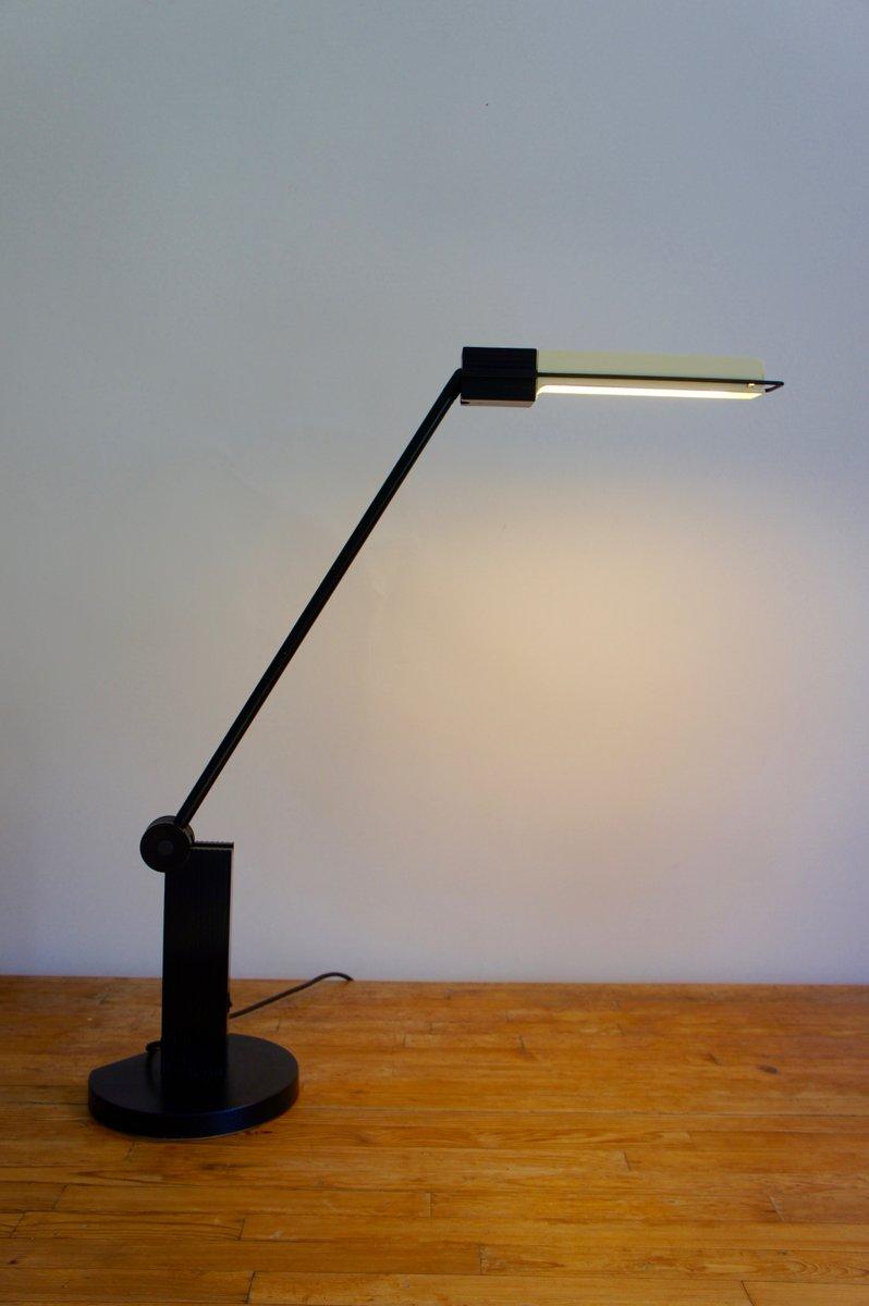 Fluoreszierende Vintage Alistro Tavolo Tischlampe von Ernesto Gismondi...