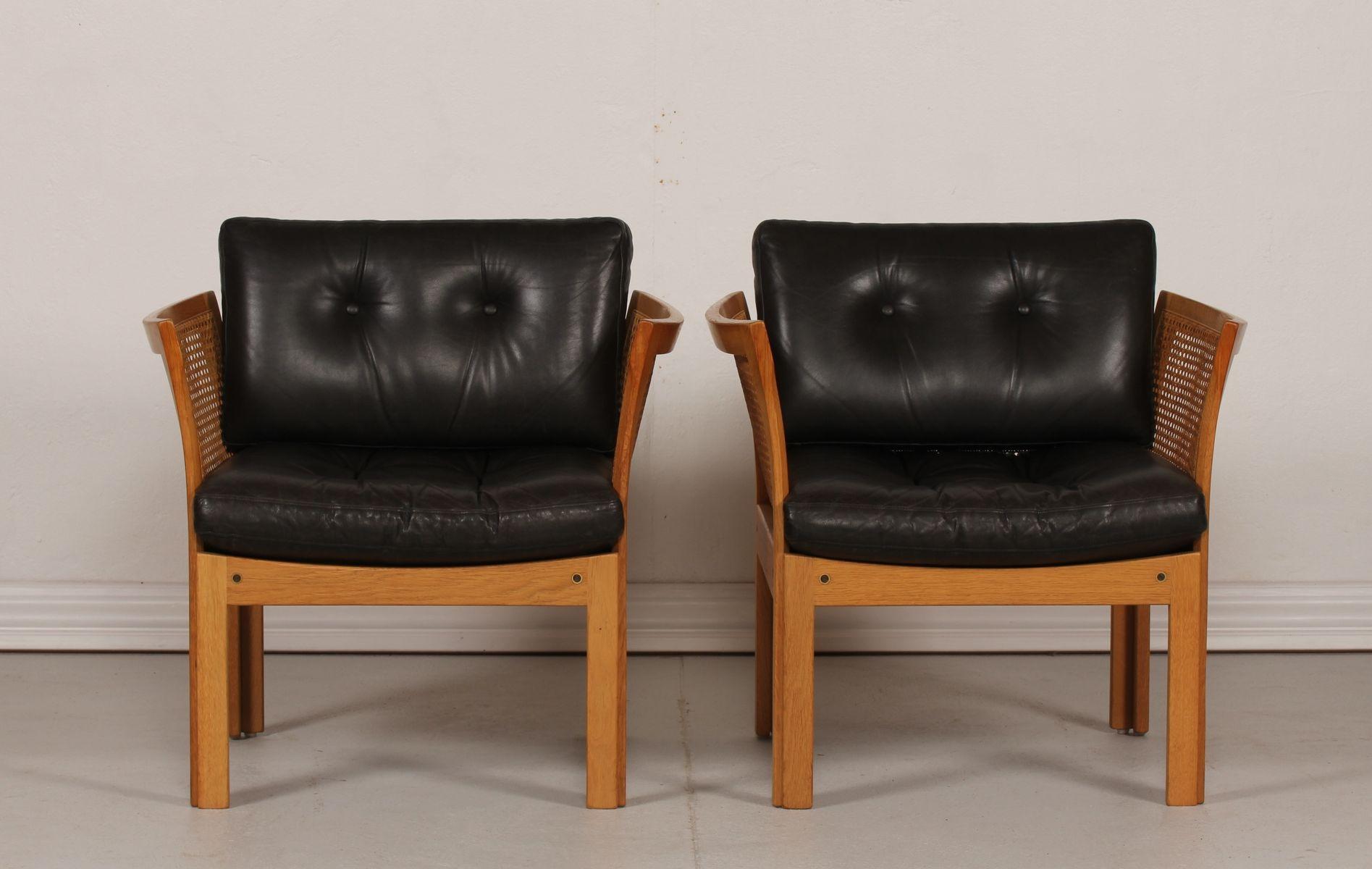 Dänische Plexus Sessel von Illum Wikkelsø für CFC Silkeborg, 1960er, 2...