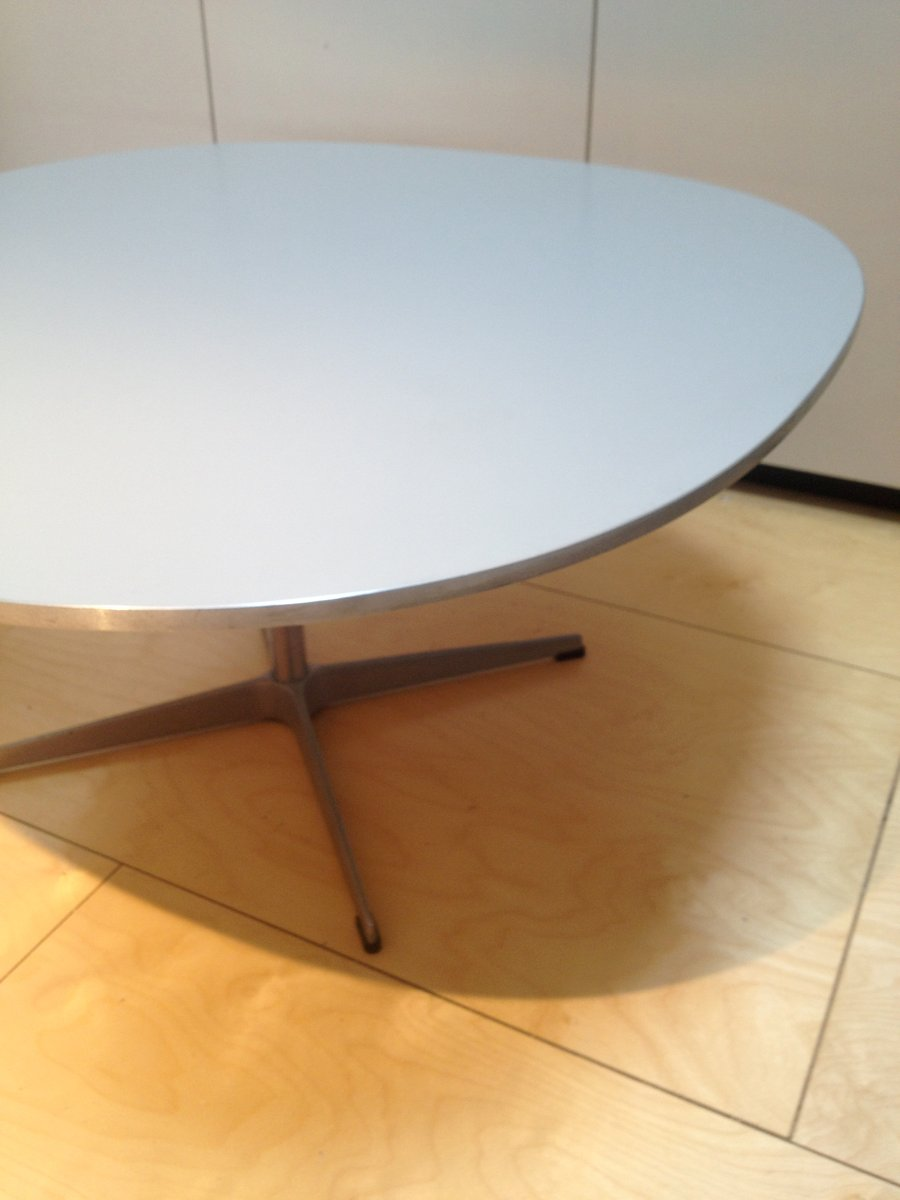 Superellipse Coffee Table By Arne Jacobsen Bruno Mathsson