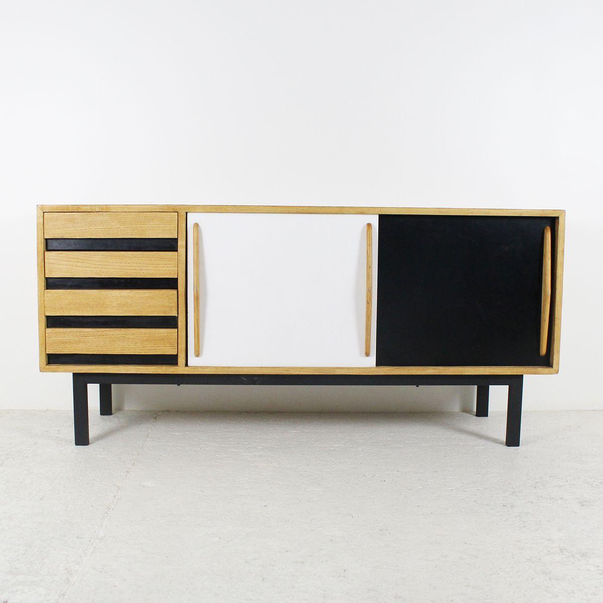 Cansado Sideboard von Charlotte Perriand für Steph Simon, 1958