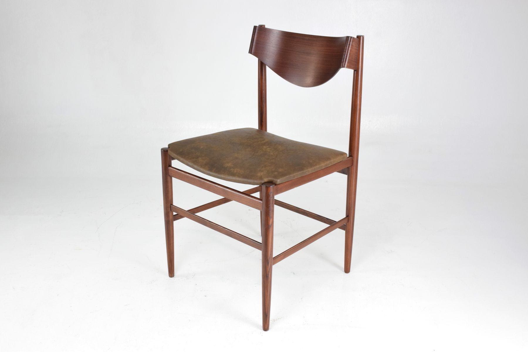 esszimmer st hle von gianfranco frattini f r cassina 1960er 5er set bei pamono kaufen. Black Bedroom Furniture Sets. Home Design Ideas