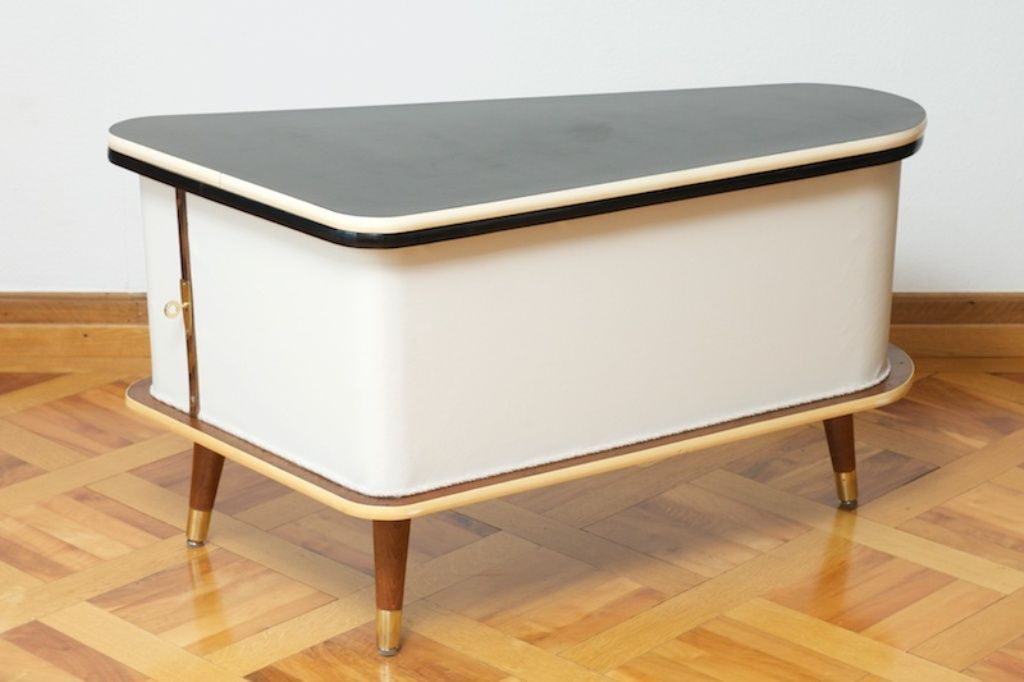 Convertible Bar Cabinet From Ilse 1950s