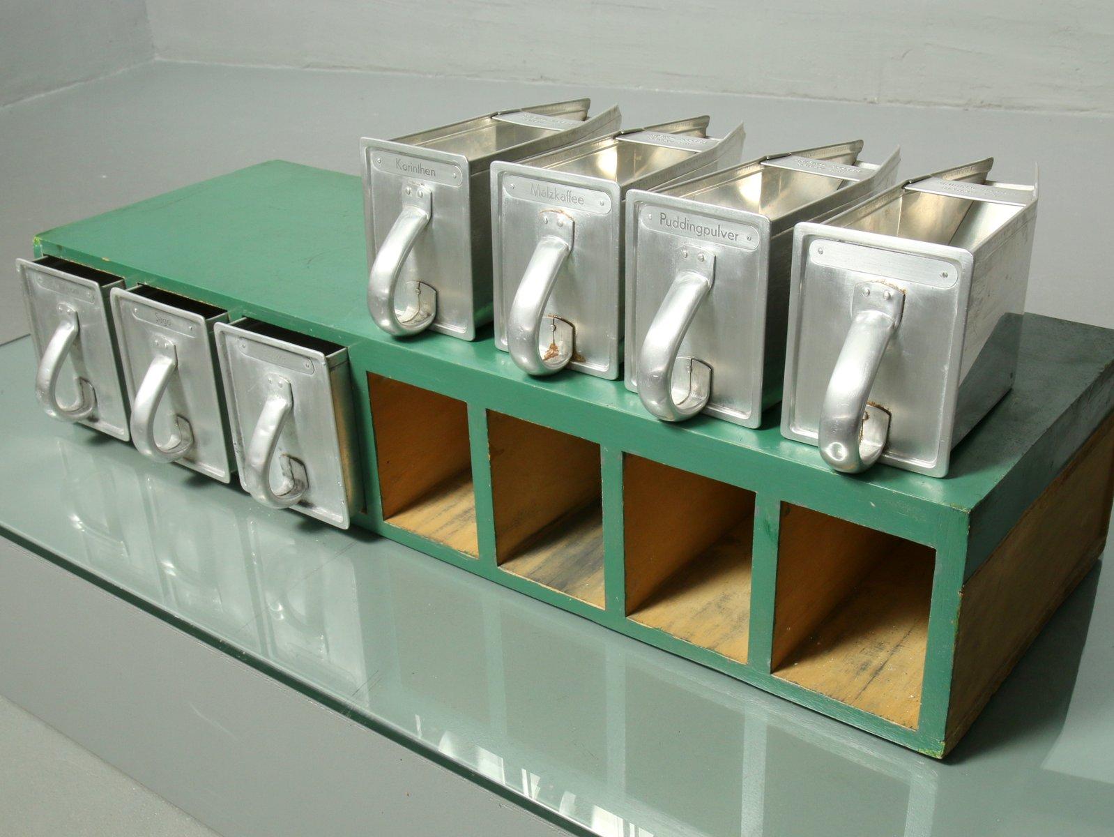 Mobile storage da cucina frankfurt di margarete sch tte lihotzky anni 39 50 in vendita su pamono - Mobile cucina anni 50 ...